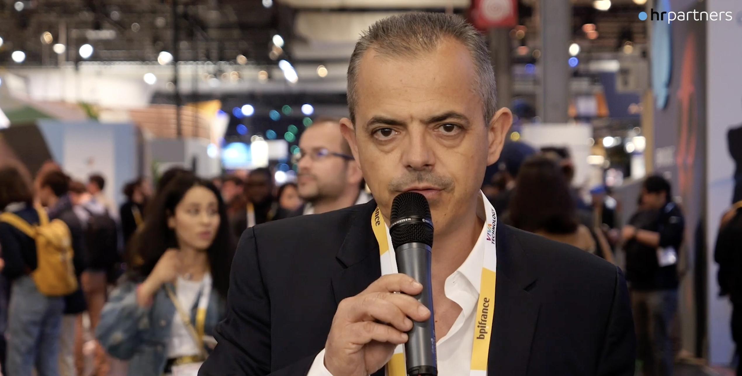 HR Partners à Vivatech 2019
