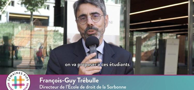 Rentrée 2019 à la Sorbonne