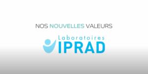 Les nouvelles valeurs d' IPRAD